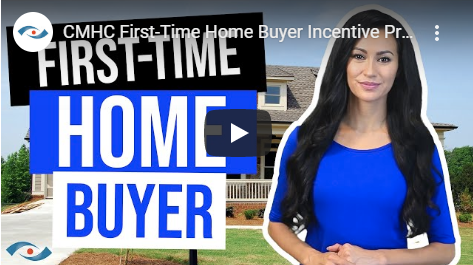 First time home buyer CMHC incentive